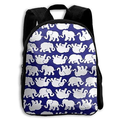 DaXi1 Elephants - Mochilas Personalizadas para niños
