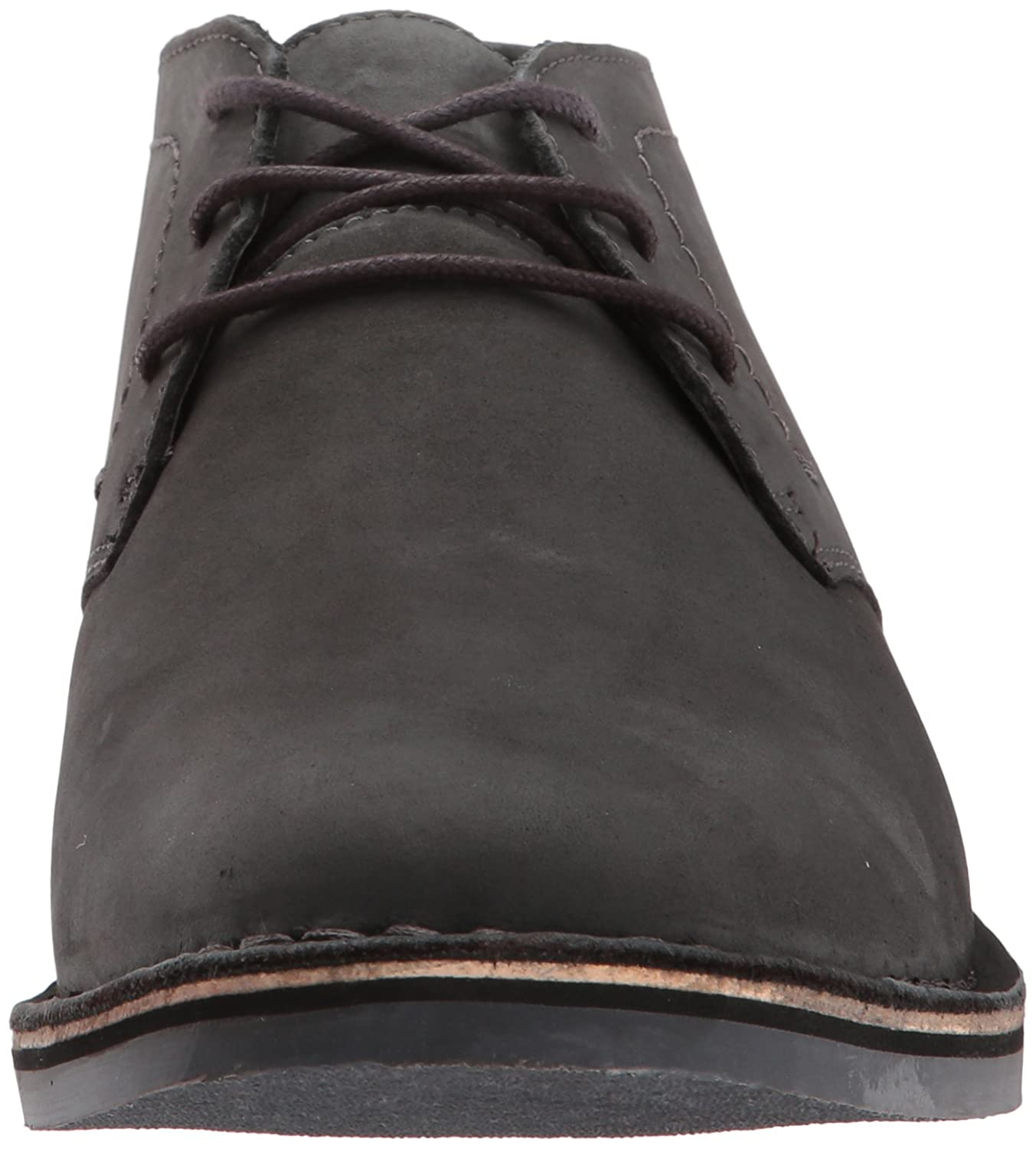 Kenneth Cole REACTION Men's Pebbled Leather Chukka Boot RM62212Pebbled Leather