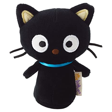 222236907 Amazon.com: Hallmark Itty Bittys Sanrio Chococat Plush: Toys & Games