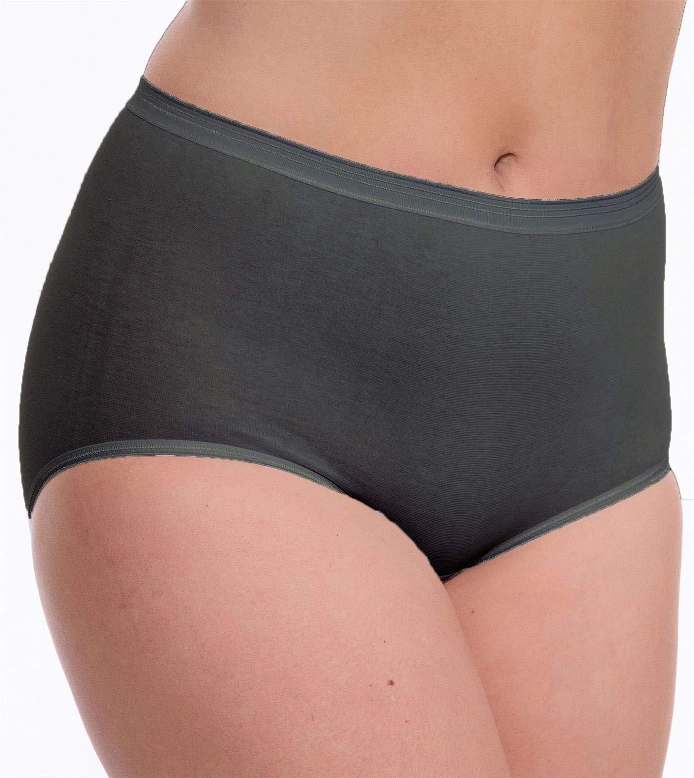 Marlon Smooth Maxi 95/% Cotton Full Briefs Nude Various Sizes