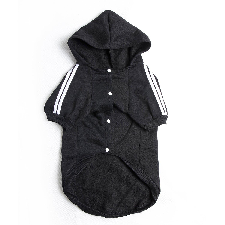 4842847a6fb61 Amazon.com   LESYPET Dog Sweater Hoodie - Big Dog Hoodies Sports Clothes