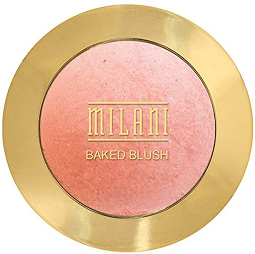 Milani Baked Powder Blush, Luminoso