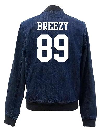 Breezy 89 Bomber Chaqueta Girls Jeans Certified Freak