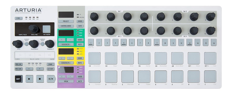ARTURIA BeatStep Pro コントローラー&シーケンサー B019OEJ41I