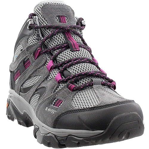 5e7b0525766 Hi-Tec Ravus Vent Mid Waterproof Hiking Boot Womens