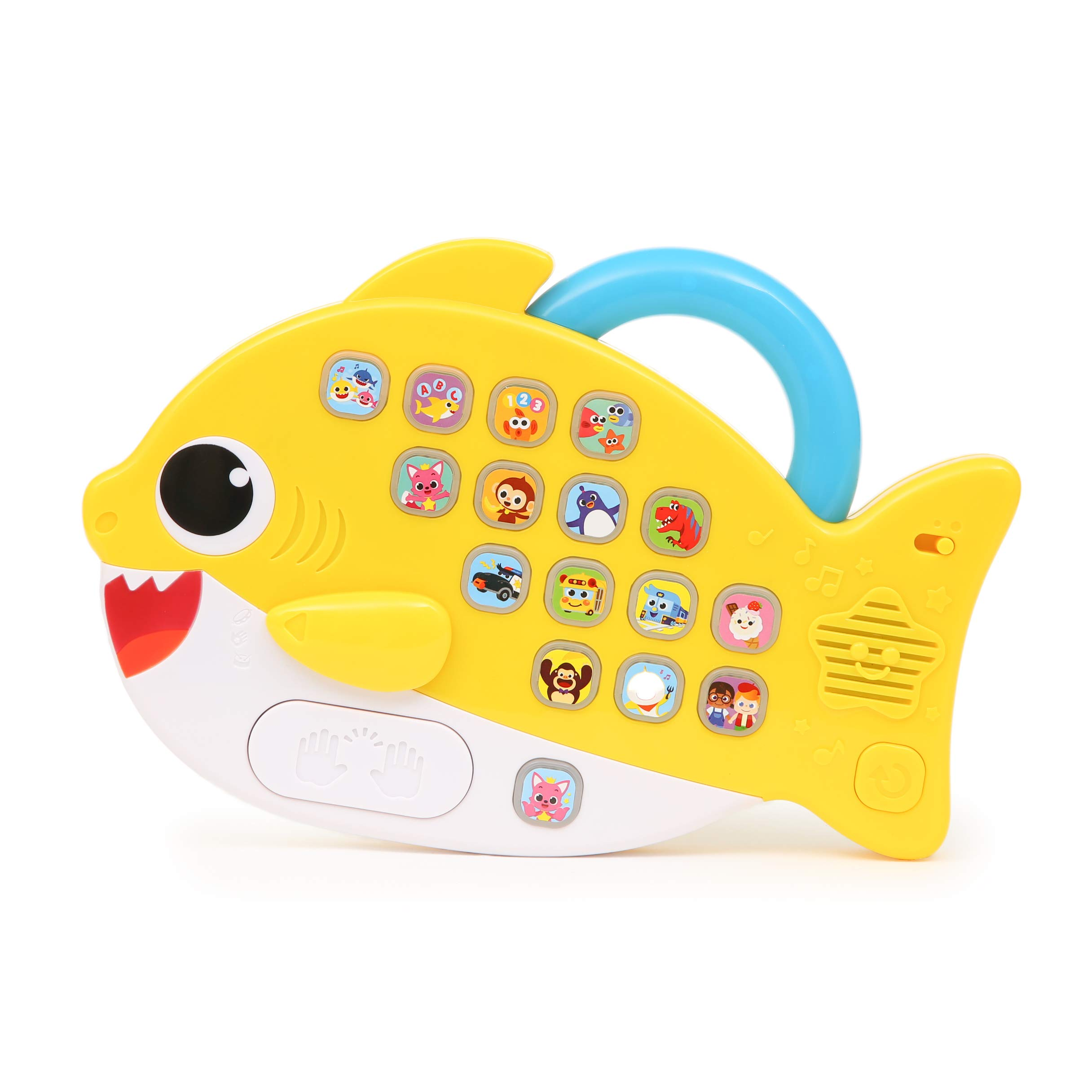 Pinkfong Baby Shark Melody Pad by Pinkfong (Image #2)