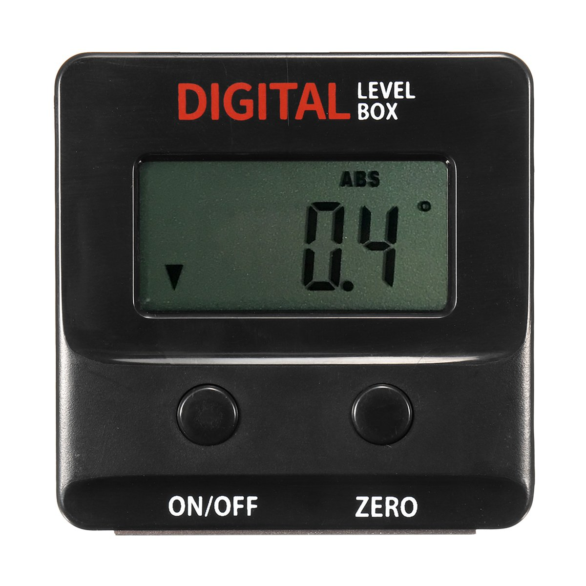 New Digital Angle Finder Gauge Bevel Box Protractor Inclinometer Spirit Level