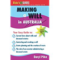Making a Will in Australia (Blake's Go Guides)