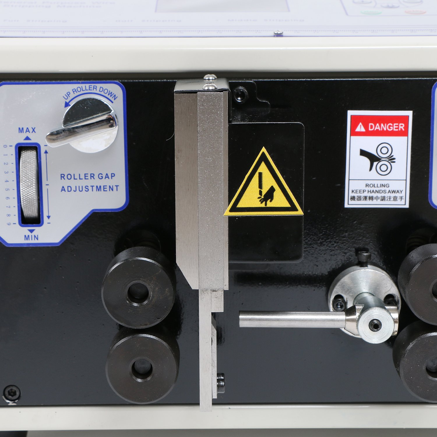 Computer-controlled Wire Peeling Stripping Cutting Machine from U.S. Solid by U.S. Solid (Image #4)