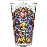Zelda - Link Wappen - Glas - Füllmenge 600 ml