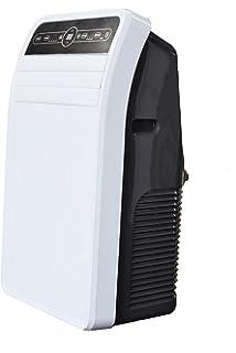 Global Air YPF1 12C 12000 BTU Portable Air Conditioner, Medium, White