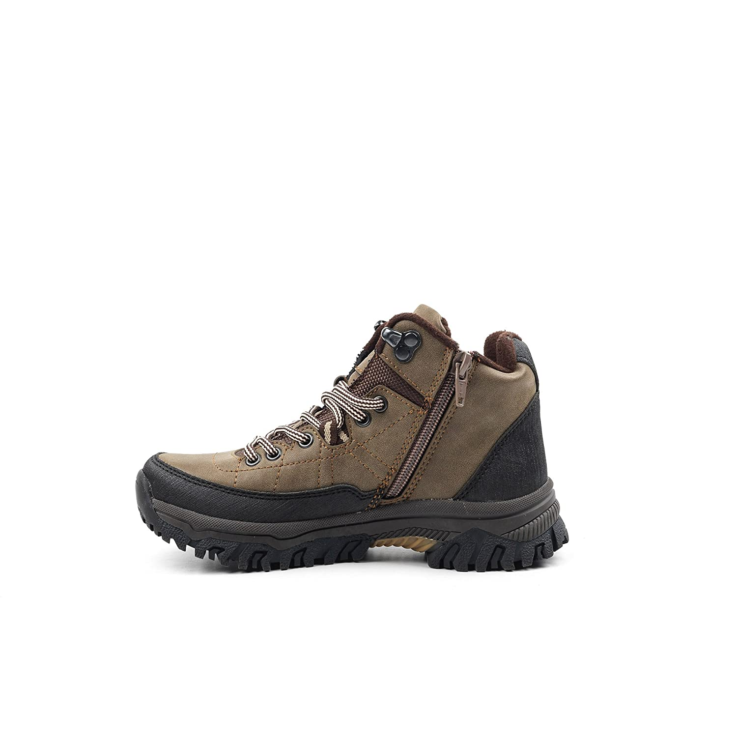 Letoon Boys Winter Boot Premium Outdoor Leisure Shoe Winter Boots Mountain Hiking Comfortable Breathable