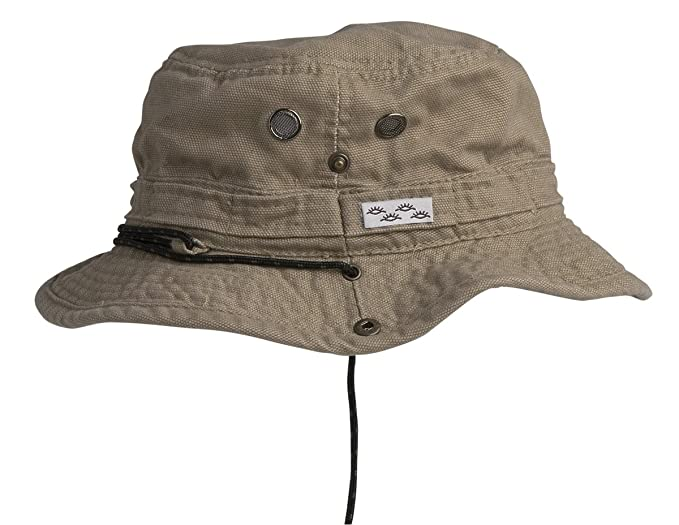 952db6ee89a Conner Hats Men s Yellowstone Cotton Outdoor Hiking Hat at Amazon ...