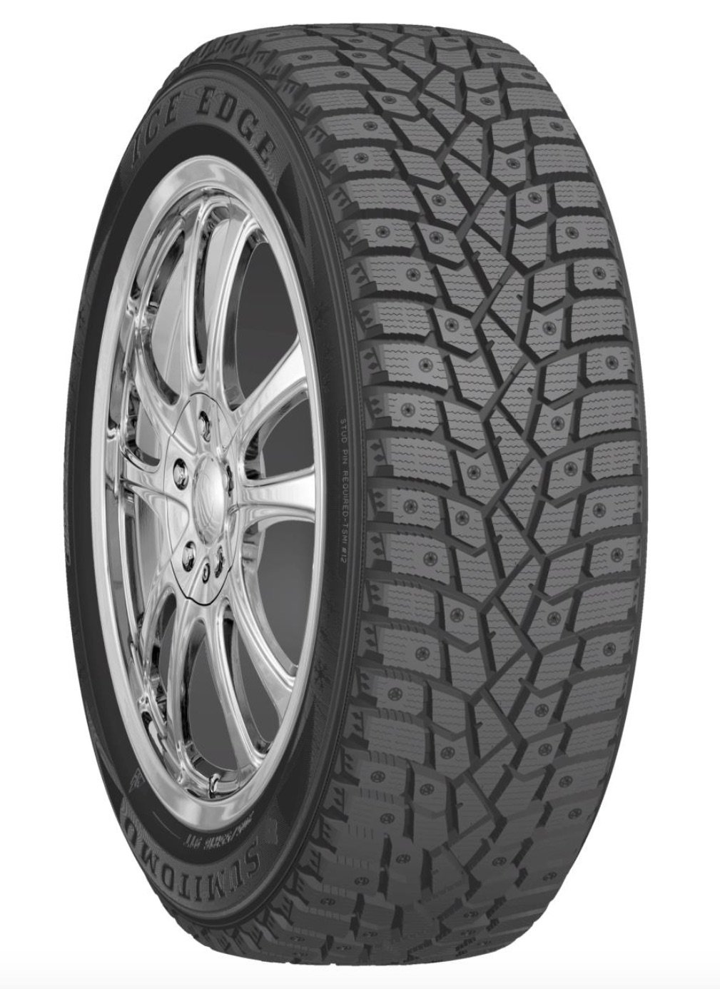 Sumitomo Ice Edge Studable-Winter Radial Tire - 225/50R17 94T
