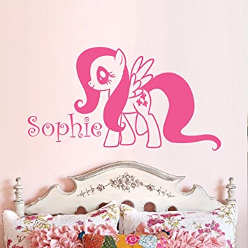 Delicieux My Little Pony, Fluttershy Vinyl Wall Decal