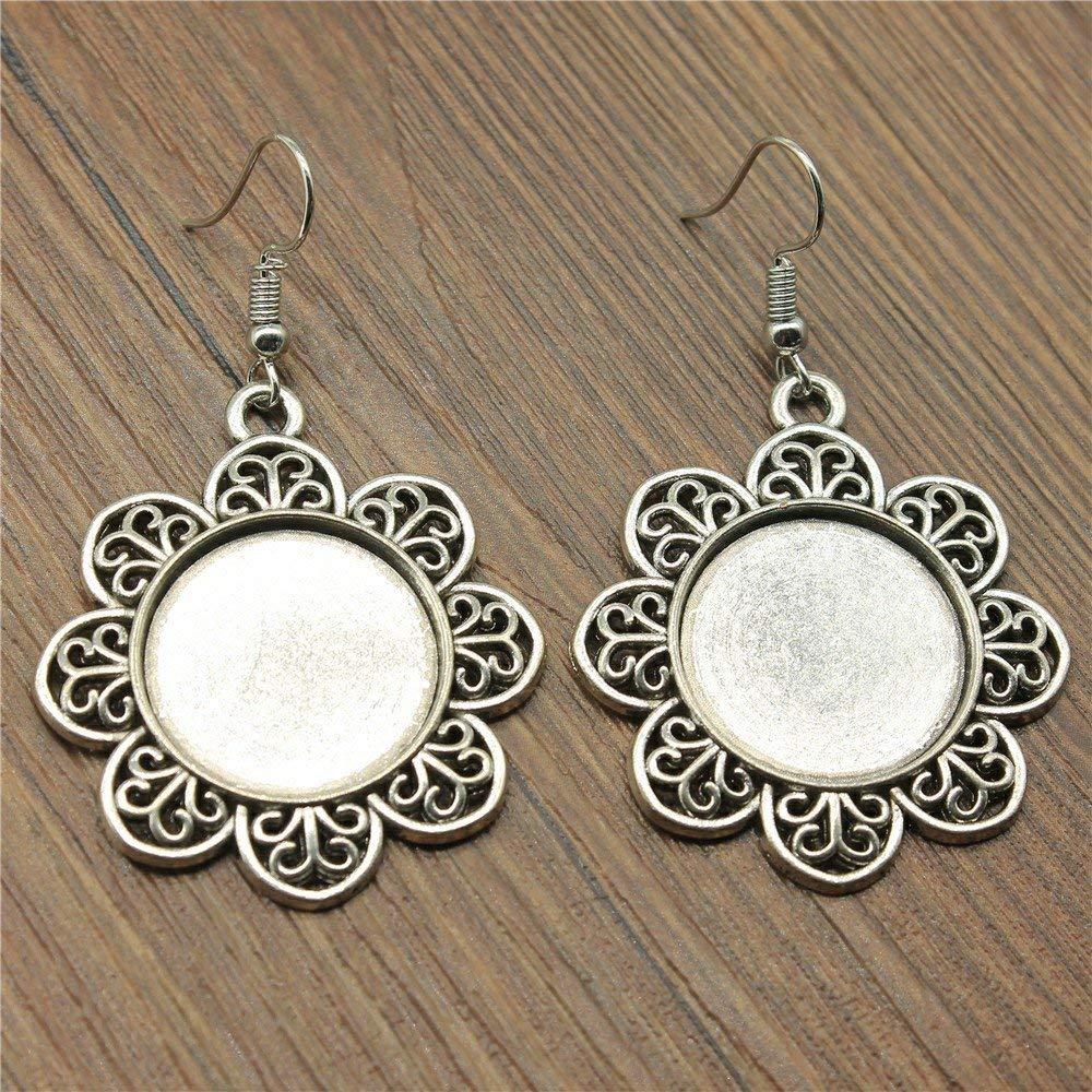 Taliyah 1 Pair Simple Drop Earrings ModernS Earrings with Earring Backs Stopper