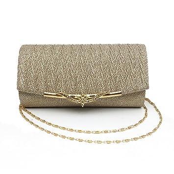 Bolsos Mujer bolso de fiesta Clutch Mujer Bolso de mano bolsa de hombro Embrague Bolsa diseño ...