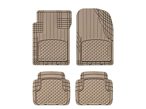 WeatherTech Trim-to-Fit AVM Front and Rear Universal Mats