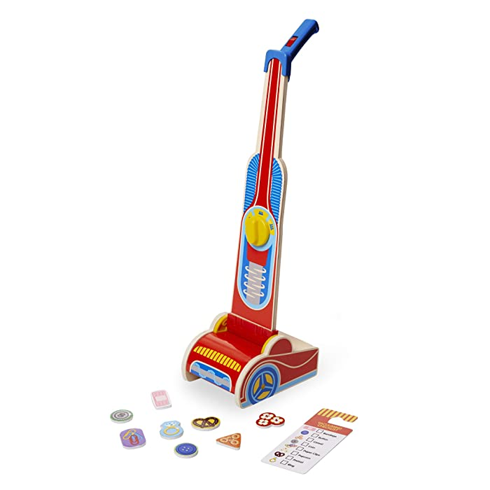 The Best Melissa And Doug Vacuum
