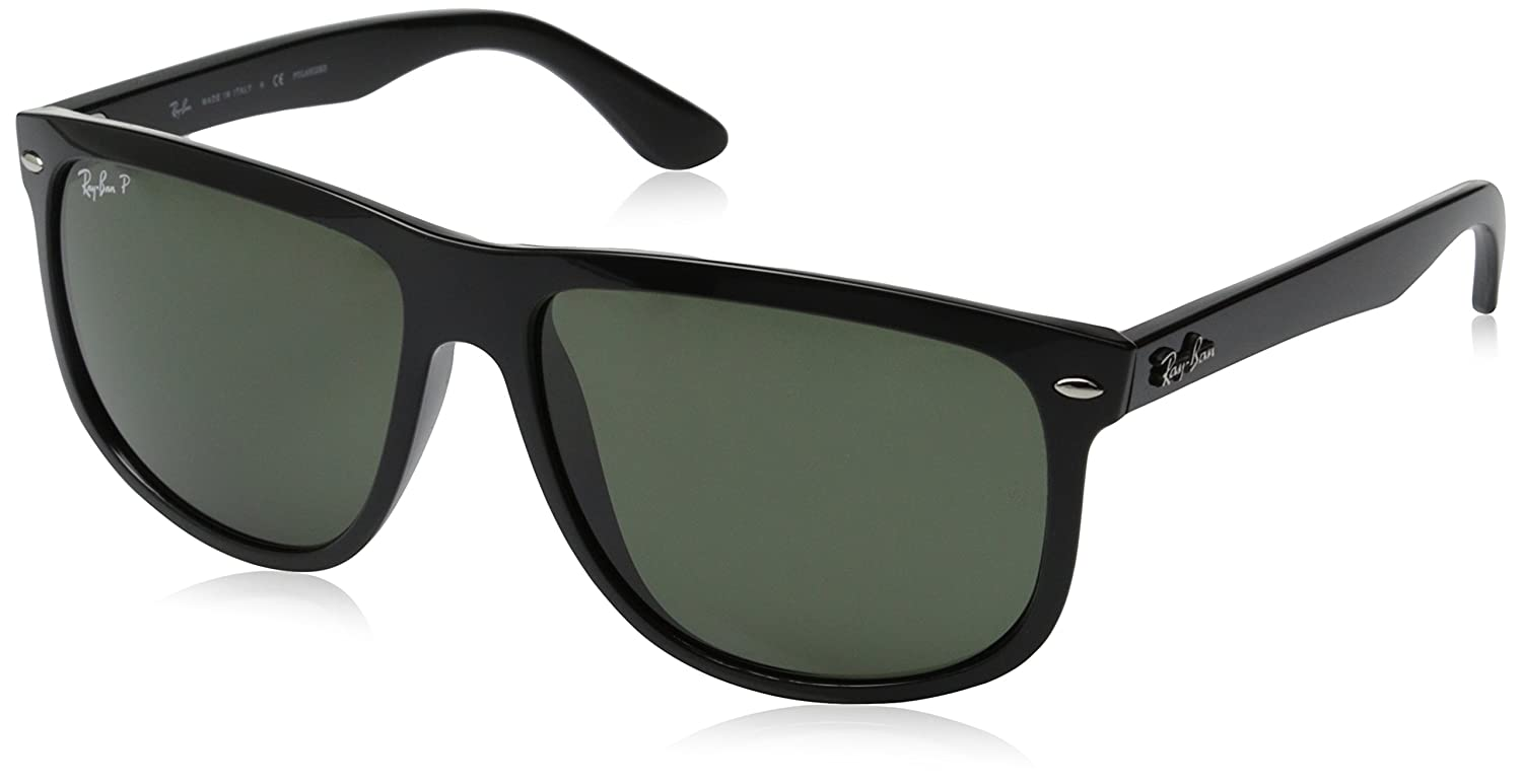 e36cc6a5af0 Amazon.com  RAY BAN SUNGLASSES RB 4147 Crystal Green 601 58 RB4147  Shoes