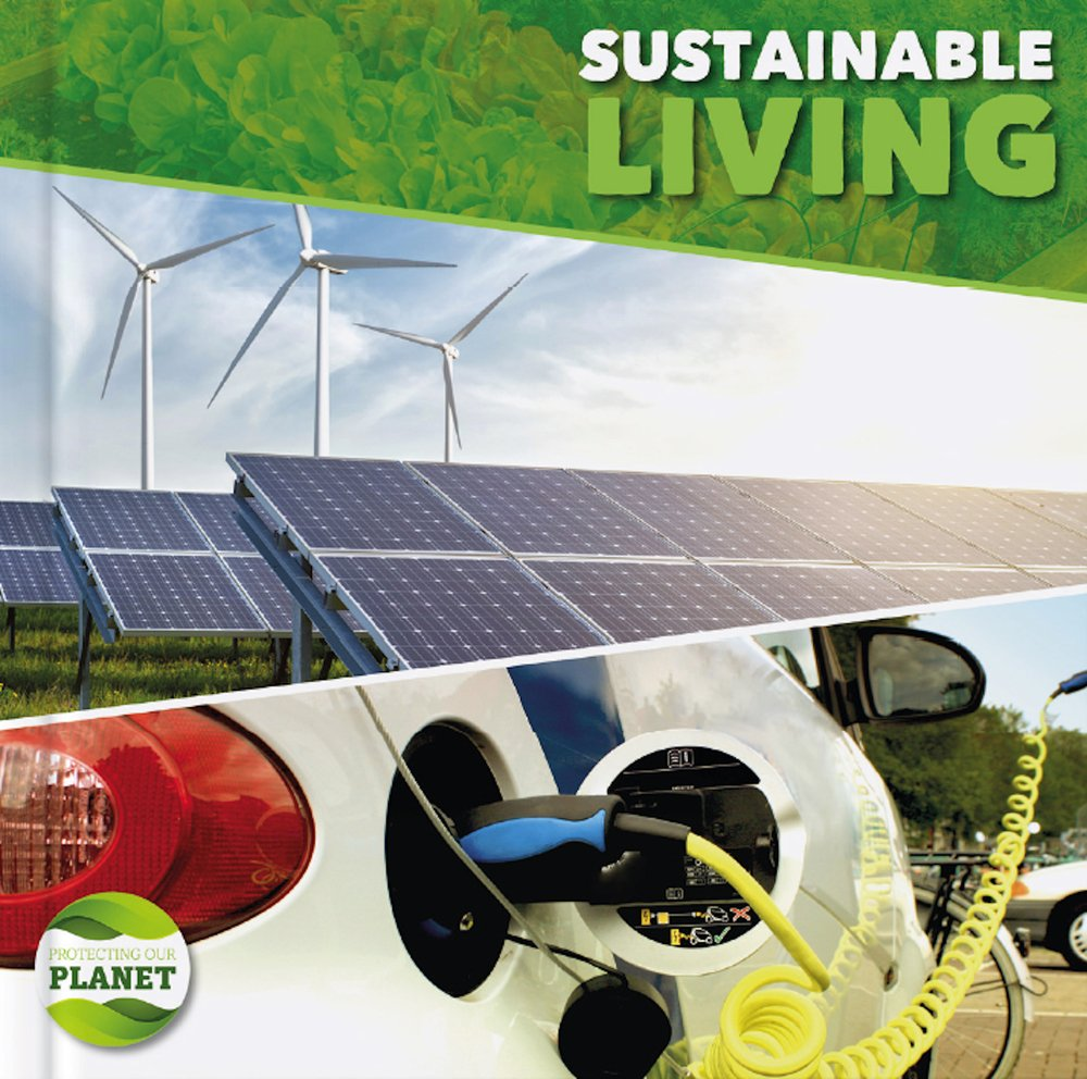 Download Sustainable Living (Protecting Our Planet) pdf