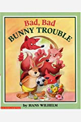 Ember's stories: Bad, Bad Bunny Trouble (My First I Can Read) Kindle Edition