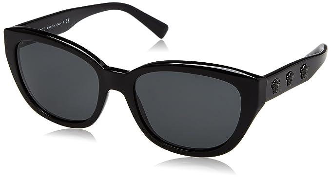 0cbb90e9c077 Image Unavailable. Image not available for. Colour  VERSACE Women s 0VE4343  GB1 87 56 Sunglasses