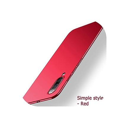 Amazon.com: Mi 9 Carcasa Esmerilada para Xiaomi Mi9 Mi8 Pro ...