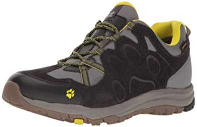 d6fcaa5cc7f Jack Wolfskin Men's Rocksand Texapore Low M Hiking Shoe