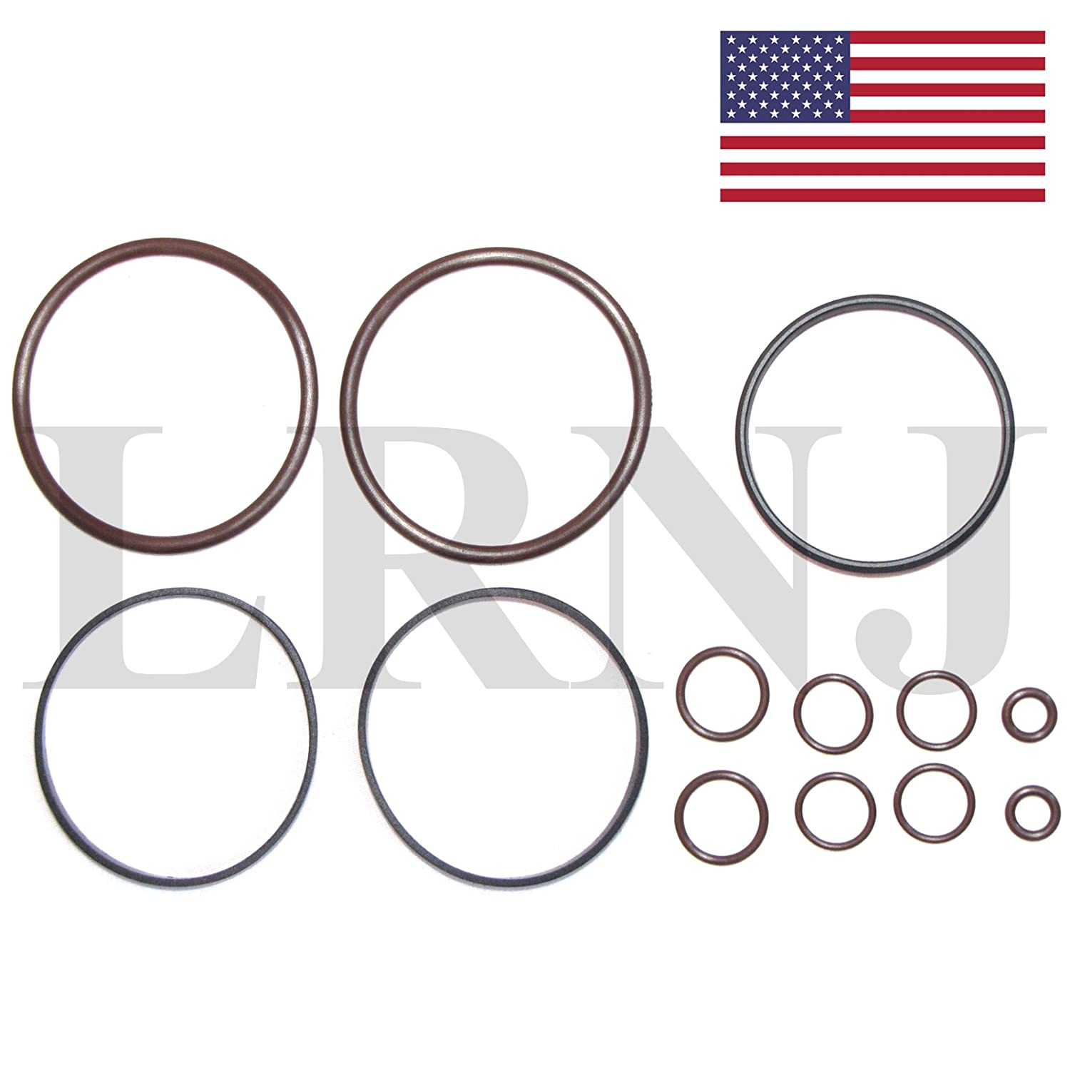 BMW X5 E53 4.4i / 4.6is 2000-2004 M62TU VANOS SEALS REPAIR KIT & CENTERING RING PART: LRNJBMWM62