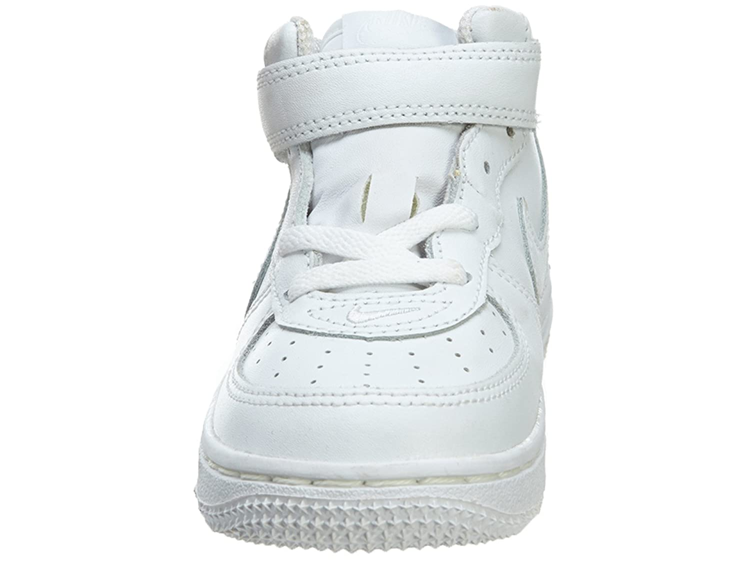 Td 307192-113 Size 9 Toddlers 307192 Style Nike Force 1 Mid