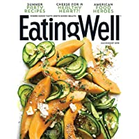 1-Year (10 Issues) of Eating Well Magazine Subscription