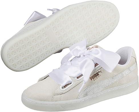PUMA Suede Heart Artica Wn's, Sneakers Basses Femme