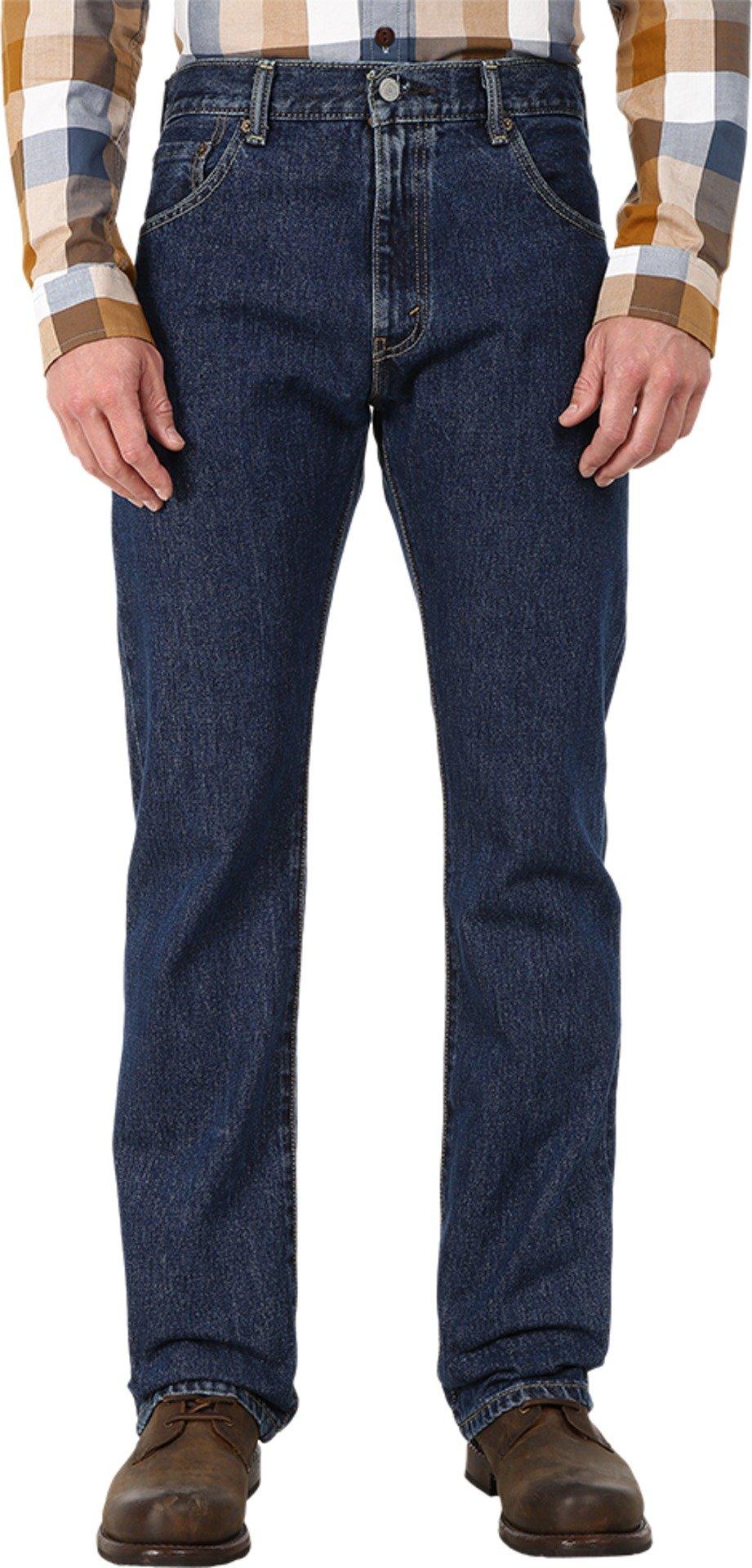 Levi's Men's 517 Boot Cut Jean, Dark Stonewash, 31x32