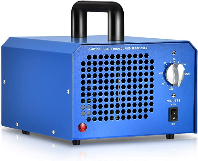GCSJ Generador de Ozono Comercial 3000 a 7000mg/h con Temporizador ...