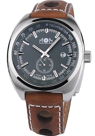 M.O.M. manifattura orologiaia modenese 059 PM7600 – 0927 – Reloj de Pulsera Hombre