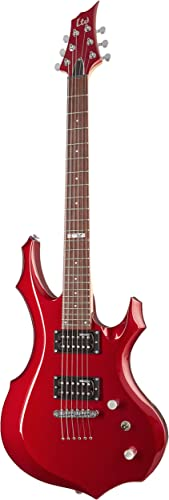 ESP LTD F-50 Electric Guitar - Black Cherry
