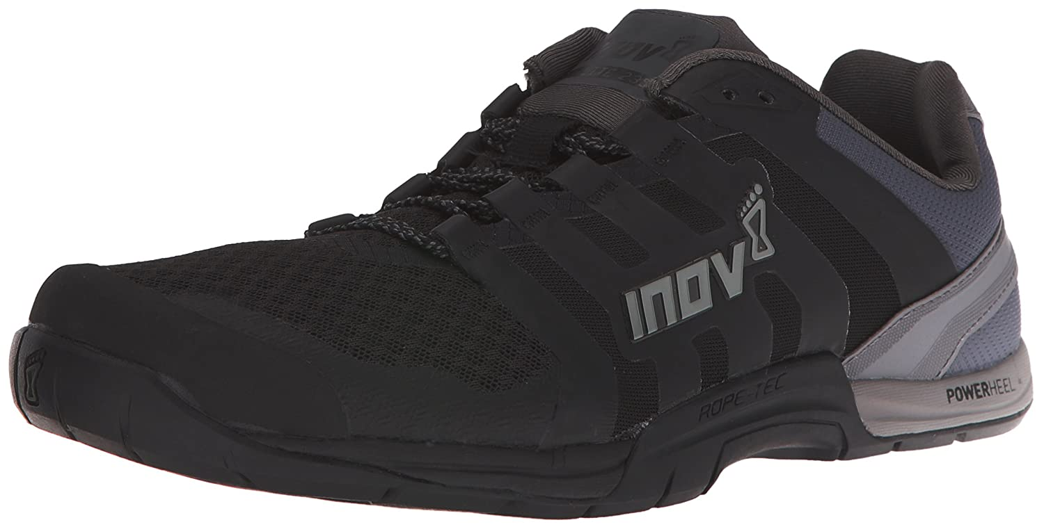 Inov-8 Women's F-Lite 235 V2 Cross-Trainer Shoe B01G50NHPI 6.5 B(M) US|Black/Grey