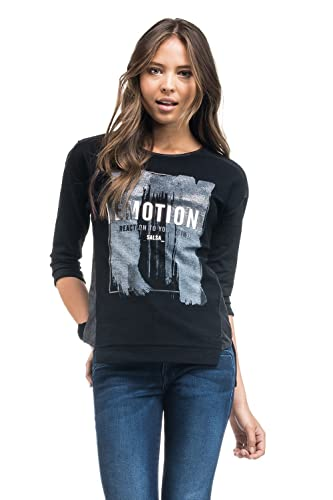 Salsa - Camiseta de manga larga - Sudaderas - para mujer