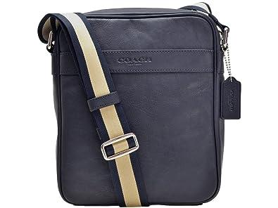 b9d006c42588 (コーチ) COACH バッグ Bag ショルダーバッグ 斜めがけ メンズ ミッドナイトブルー レザー f71723mid アウトレット