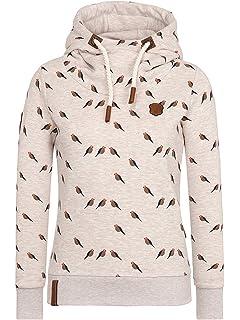 Sweater Hooded Women Naketano Put The D On Me II Hoodie