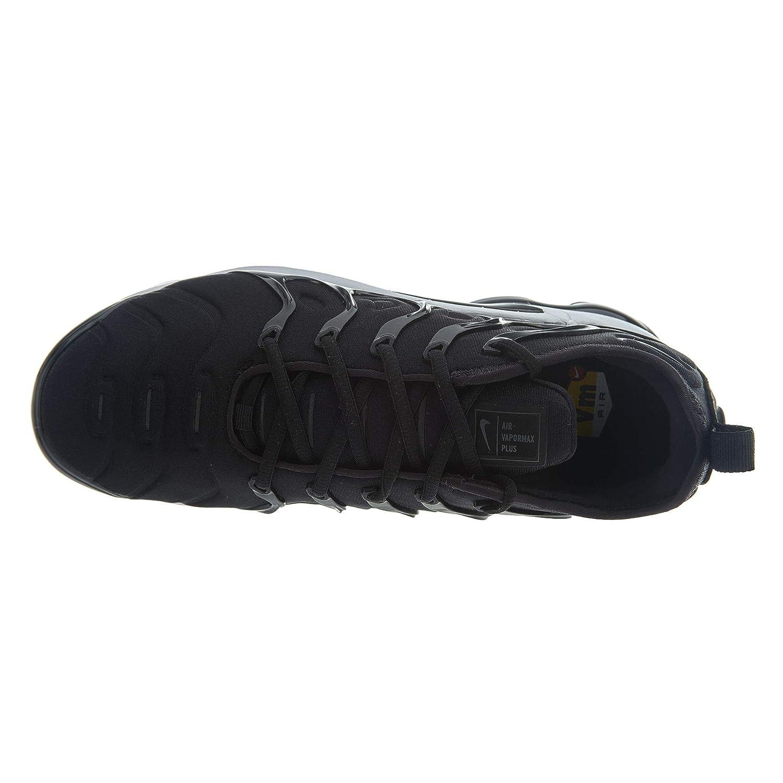 promo code 9d1fb 4e9a9 Nike Air Vapormax Plus, Chaussures de Fitness Homme, Noir (BlackAnthraciteWhite  010), 44 EU Amazon.fr Chaussures et Sacs