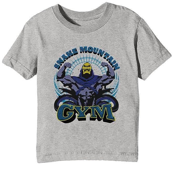 Mountain Snake Ragazzi Maglietta Shirt Gym Bambini T Ragazze Unisex nOXwk08P