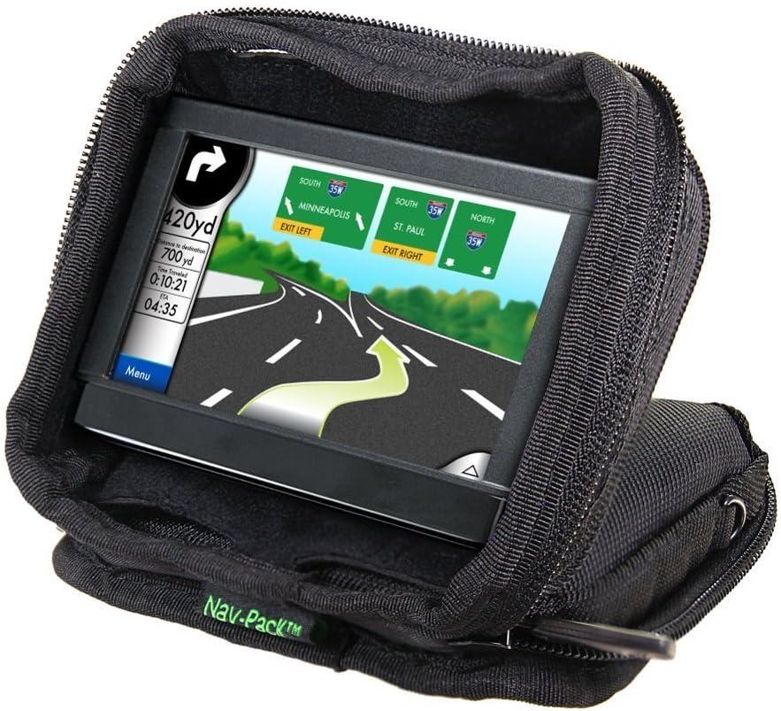 B001BP42GG Bracketron UFM-300-BX Nav-Pack Weighted GPS Dash Mount/Carrying Case 718PtYiz0rL