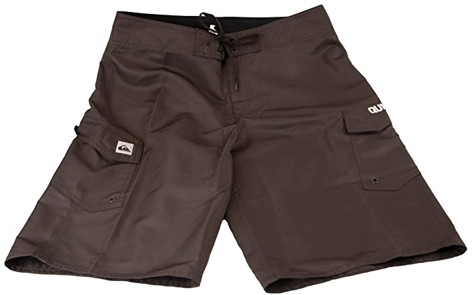 Amazon com: Quiksilver Mens Manic Brown 44: Clothing