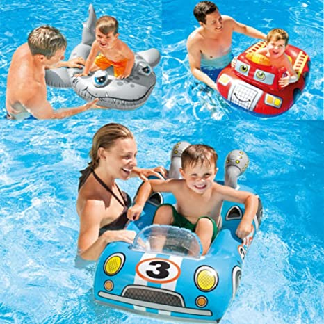 ZPeng Juguetes inflables para el Agua, niños Nadando flotando ...