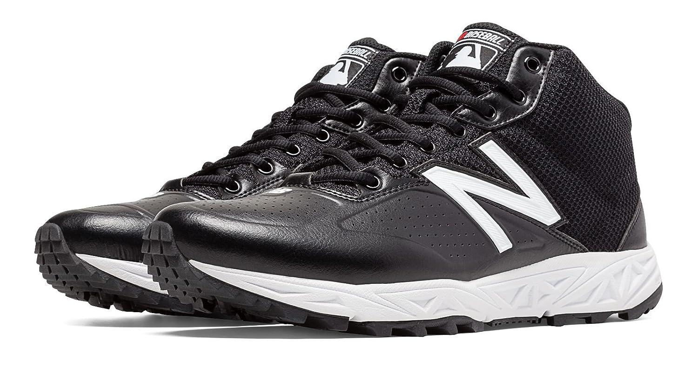 (ニューバランス) New Balance 靴シューズ メンズ野球 Mid-Cut 950v2 Black with White ブラック ホワイト US 11 (29cm) B01J5BRII6