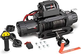fiery red winch 13000 review