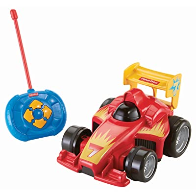 Fisher-Price My Easy RC Vehicle: Toys & Games
