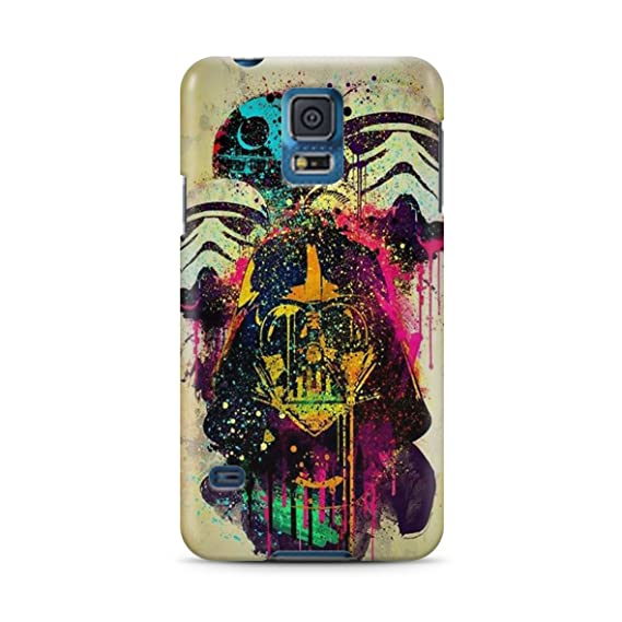 huge selection of a2454 fe0d2 Amazon.com: Star Wars for Samsung Galaxy S5 Hard Case Cover (sw106 ...